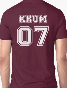 Viktor Krum Quidditch Jersey T-Shirt
