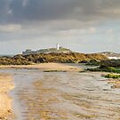 Gwithian and Godrevy Cornwall by bethadin