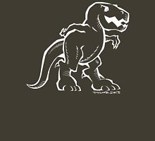 Struttin' T-Rex 2.0 Womens Fitted T-Shirt