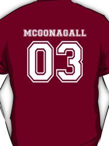 Minerva McGonagall Quidditch Jersey T-Shirt
