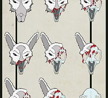 Rabbit Decay by Jonbonalon