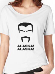 ALASKA ALASKA Women's Relaxed Fit T-Shirt