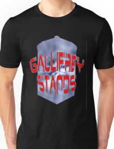 Gallifrey Stands 2 Unisex T-Shirt