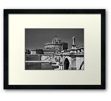 Castel Sant'Angelo, Rome Framed Print