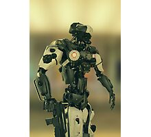 CyberCop - The Future of Law Enforcement Photographic Print