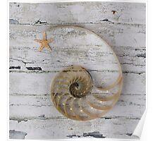 Nautilus Christmas Poster