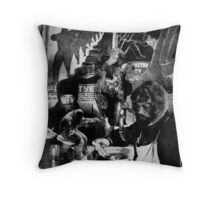 Latest Revolution on a Workers Love. Throw Pillow