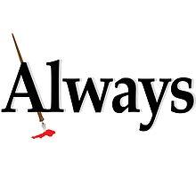 Always Castle by yvonneh12