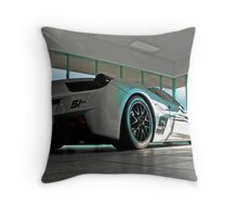 Ferrari F458 III Throw Pillow