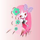 Tenshi Girl 1 by TenshiNoYume