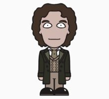 The Eighth Doctor (sticker) by redscharlach