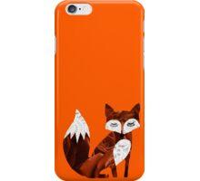 Patchwork Fox iPhone Case/Skin