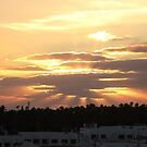 Lanzarote Sunset by Nick Barker