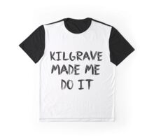 Kilgrave 1 Graphic T-Shirt