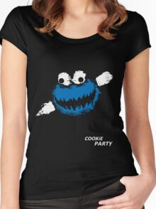Cookie Party Women's Fitted Scoop T-Shirt