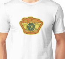 Be Happy learn to fly Unisex T-Shirt