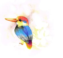 King Fisher by Alice Prior