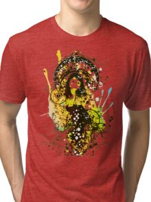 Froth on the Daydream Tri-blend T-Shirt
