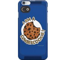 Cumbercookie of the Cumberbatch! iPhone Case/Skin