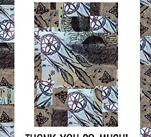 Thank You Card by AuggieSiu