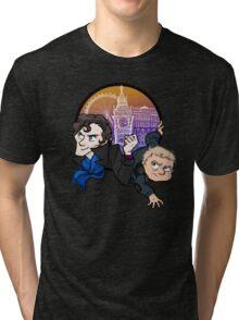 Sherlock! Tri-blend T-Shirt
