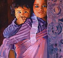 Brother and Sister by Jann Ashworth