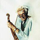 The Master and his Violin by Jann Ashworth