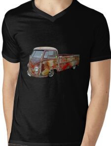 Rusty Kombi Mens V-Neck T-Shirt