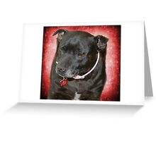 Sweet Little Betty Greeting Card
