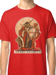 Merry Krampus Classic T-Shirt