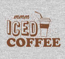 mmm ICED COFFEE Kids Tee