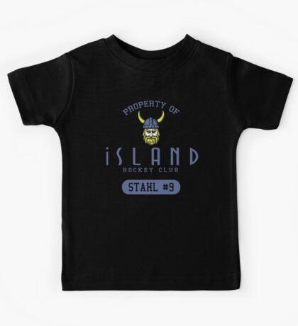 Iceland Hockey Kids Tee
