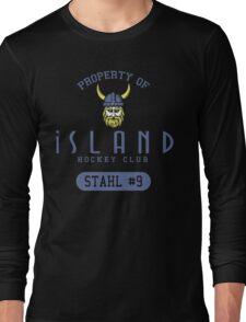 Iceland Hockey Long Sleeve T-Shirt
