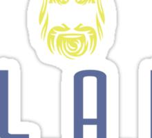 Iceland Hockey Sticker