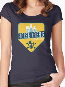 Heisenberg Labs Women's Fitted Scoop T-Shirt