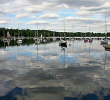 Lake Harriet and Bandshell by Gary Horner