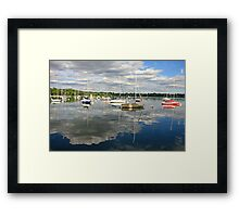 Lake Harriet Framed Print