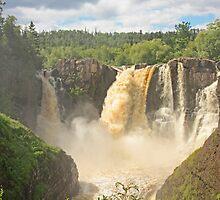 High Falls by Gary Horner