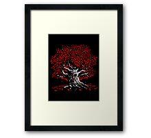 Winterfell Weirwood Framed Print