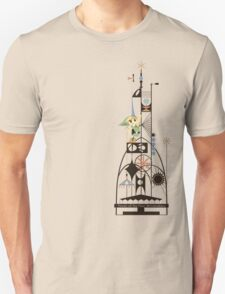 Tower of the Four Windwakers T-Shirt