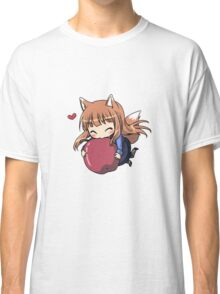 Holo the apple Lover! Classic T-Shirt