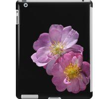 Bush Rose Duet iPad Case/Skin