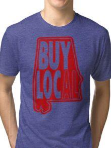 Buy Local Alabama Red Tri-blend T-Shirt