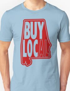 Buy Local Alabama Red T-Shirt