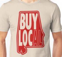 Buy Local Alabama Red Unisex T-Shirt