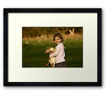Willow May Framed Print