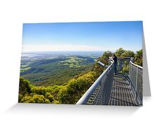 Illawarra Fly View Greeting Card