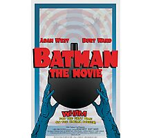 Batman: The Movie Poster Photographic Print
