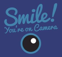 Smile you're on CAMERA! by jazzydevil