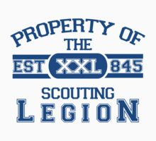 Attack on Titan - Sports Theme! Property of The Scouting Legion. ver 2 by cplravioli